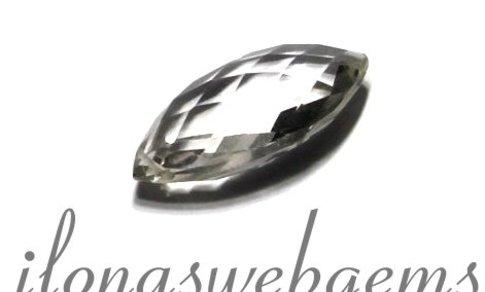 1 BergKristall 'markies' ca. 25x11x5.5mm