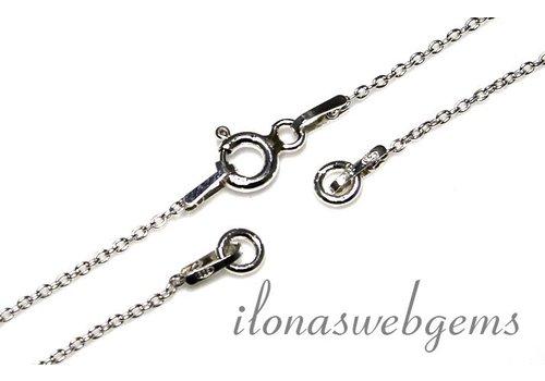 1 925/000 Silber Armband/enkelbandje