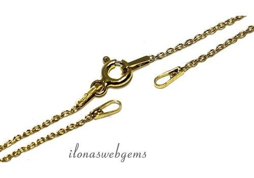 1 vermeil bracelet/anklet
