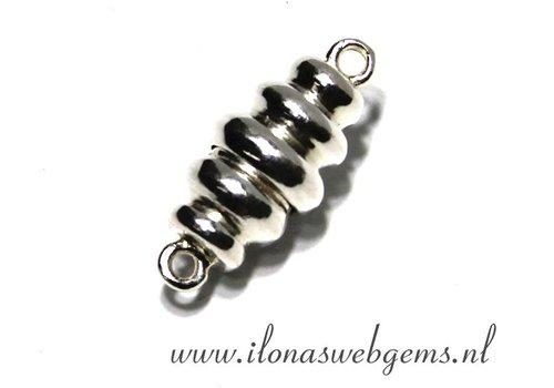 925/000 Silber Magnetverschlusse ca. 20x9mm