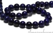 Lapis Lazuli Perlen ca. 10mm