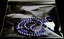 100 stückePp zakjes glas heldermitplakstrip 22x32cm