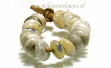 Beads mit Perlen mit großem Loch
