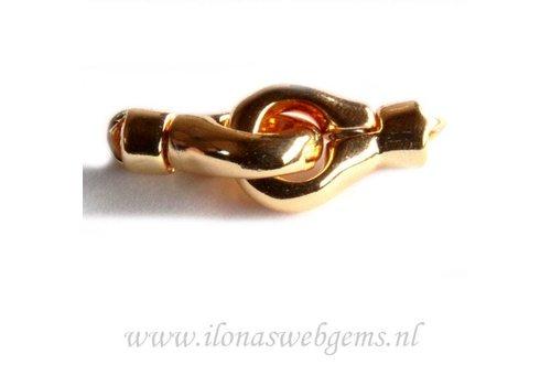Magneetslot `gold`