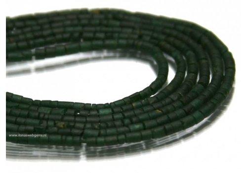 Tibetanische Jade   Perlen mini ca. 2x2mm