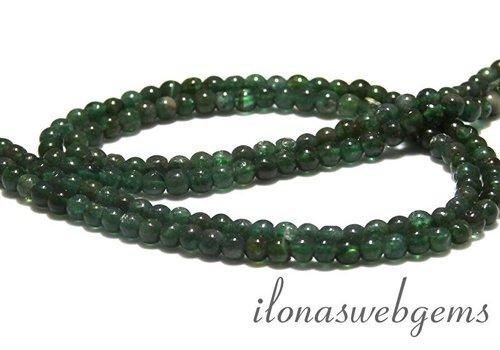 Grüne Apatit Perlen rund ca. 4.5mm