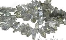 1 BergKristall side drill rough Perle MEDIUM