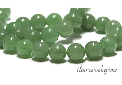 Aventurine beads round app. 12mm