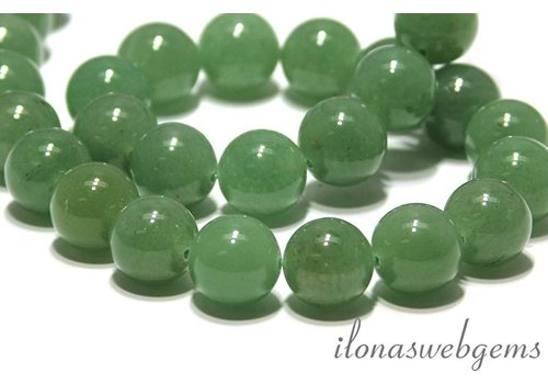 Aventurine beads round app. 14mm