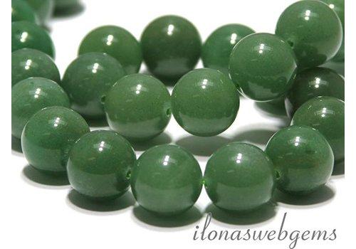 Aventurine beads round app. 16.5mm