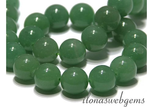 Aventurine beads approx 18mm