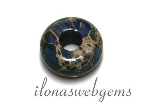 1 Imperial Jaspis Perle pandora style