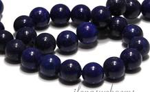 Lapis Lazuli Perlen rund ca. 14mm