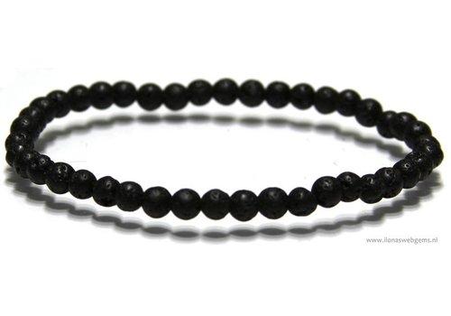 lavastone beads bracelet app. 4.6mm