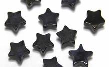 10 stuks Sodaliet kraal ster