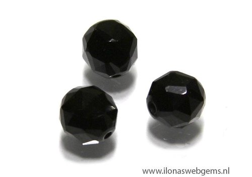 1 Spinel bead facet AA quality app. 6mm