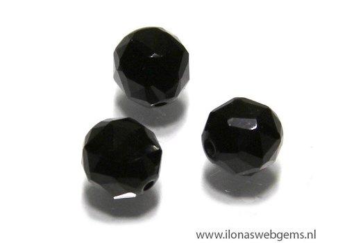 1 Spinell  Perle Facetten AA Qualität ca. 6mm