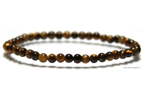 Tiger eye beads bracelet approx 4.5mm