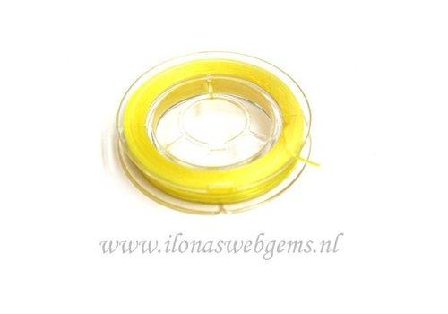 Highly elastic yellow