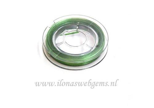 Highly elastic green