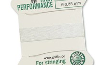 Griffin High Performance 2m 2 Nadeln NO 1 Weiss¸ - NO 1 0.35 mm