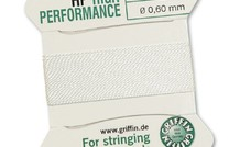 Griffin High Performance 2m 2 Nadeln NO 4 Weiss¸ - NO 4 0.60 mm (HP5)