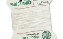 Griffin High Performance 2m 2 Nadeln NO 7 Weiss¸ - NO 7  0.75 mm