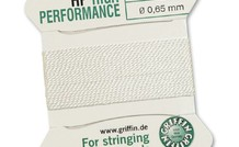 Griffin High Performance 2m 2 Nadeln NO 5 Weiss¸ - NO 5  0.65 mm