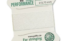 Griffin High Performance 2m 2 Nadeln NO 6 Weiss¸ - NO 6  0.70 mm