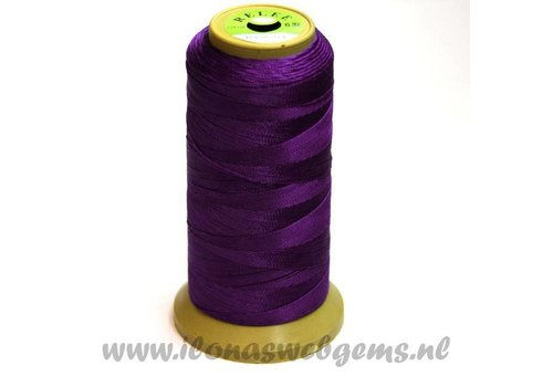 great rol rijgdraad purple