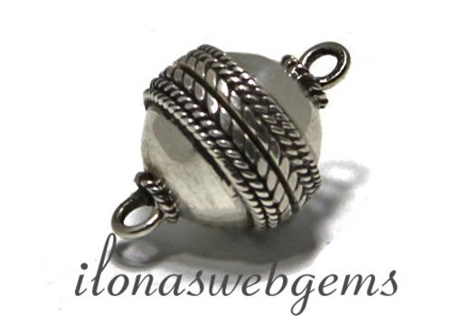 Sterling Silver magnetclasp