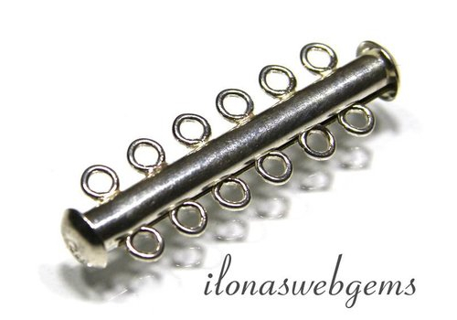 925/000 Silber Magnetslot
