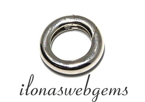 925/000 Silber Verschlusse ca. 15mm