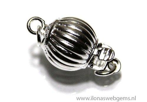Sterling silver box lock