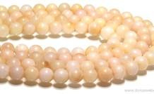 Jade Perlen rund ca. 8mm