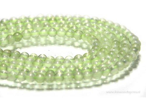 Jade beads app. 2.5mm