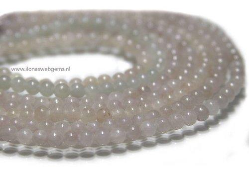 Jade beads round app. 4.5 mm