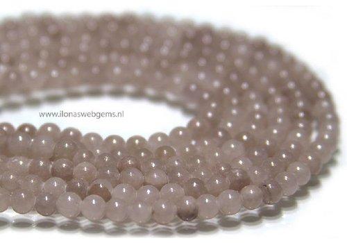 Jade beads round app. 4.5mm