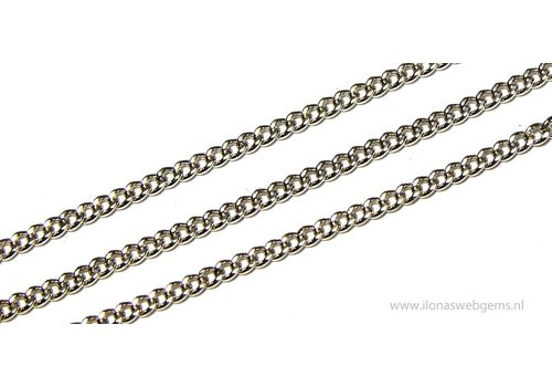 1 cm sterling Silver links / chain