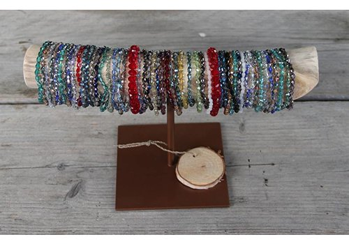Toonbankset 1: Swarovski style kristal armbandjes