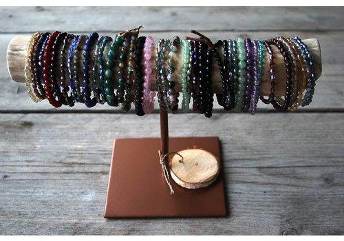 Counter set 5: 40 braceletjes mix en bracelet standaard