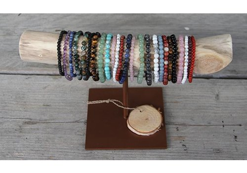 Toonbankset 2: edelsteen armbandjes