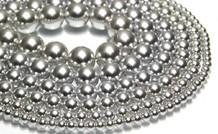 1 stück Shell Perle rund ca. 6mm