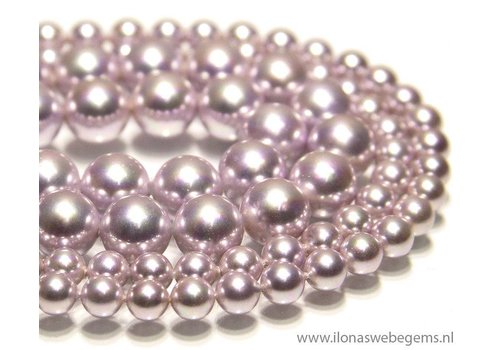 Shell Perle rund ca. 10mm