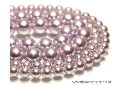Shell Perle rund ca. 6mm