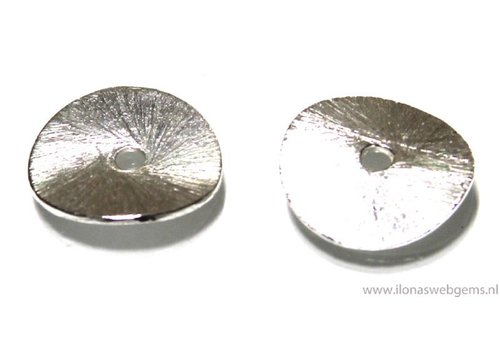 Chips silvered about 14mm