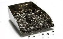 Knijpkraaltjes buis zilverkleur ca. 2mm