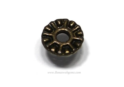 10 stuks bronzen disks