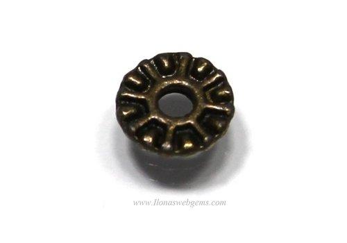 50 stuks bronzen disks