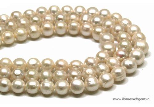 Fresh Water Pearls cream app. 12mm